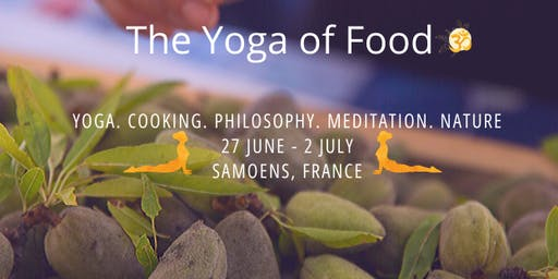 The Yoga of Food