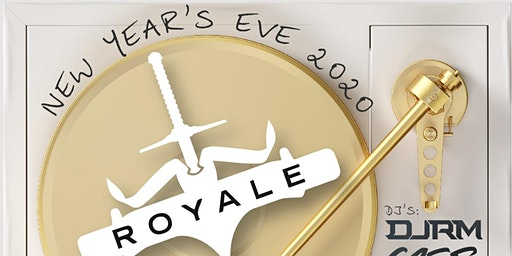 The Royale New Year's Eve Party 2020 | NewYearsBoston.com