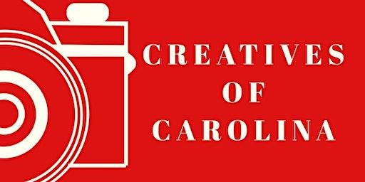 Creatives of Carolina Winter Wonderland Meetup