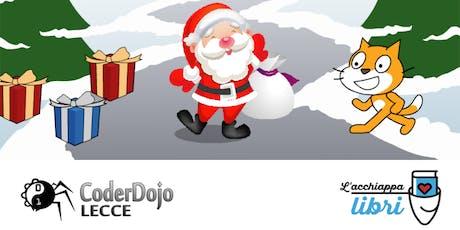 Christmas Dojo Lecce 2019 biglietti