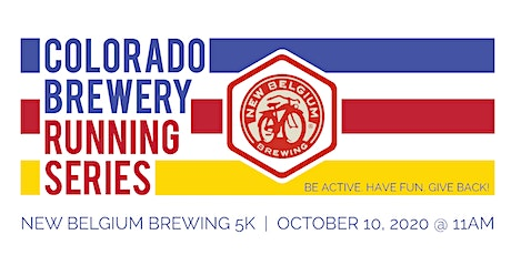 CANCELLED - New Belgium Brewing 5k | Colorado Brewery Running Series tickets