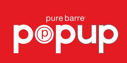 Pure Barre Pop Up @ The Mall at Robinson