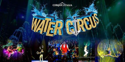 Cirque Italia Water Circus - Sturgeon, MO - Sunday Dec 15 at 1:30pm