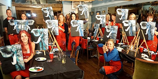 Haathe my Saathee Brush Party - Tetbury