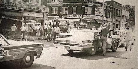 Detroit 1967 Bus Tour tickets