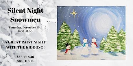 Silent Night Snowmen tickets