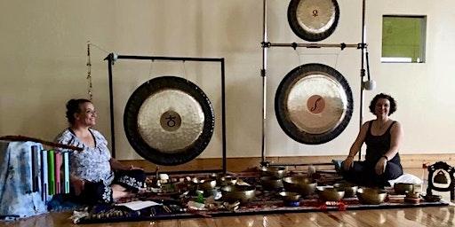 Restorative New Moon Gong Meditation