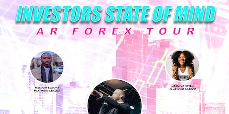 Investor's State of Mind Brunch - AR Forex Tour (Copelands of New Orleans | Little Rock, AR) tickets