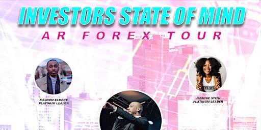 Investor's State of Mind Brunch - AR Forex Tour (Copelands of New Orleans | Little Rock, AR)
