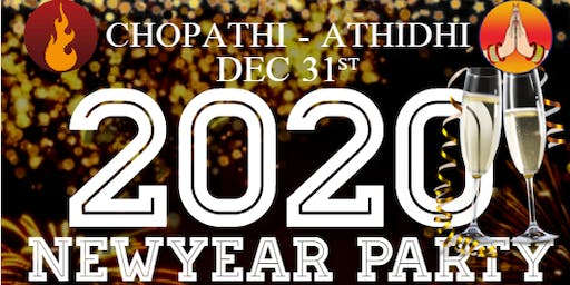 New Year Party 2020 Blast