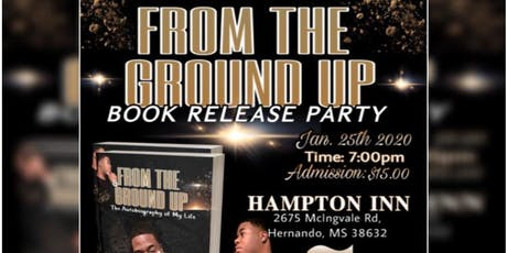 FROM THE GROUND UP BOOK RELEASE PARTY tickets