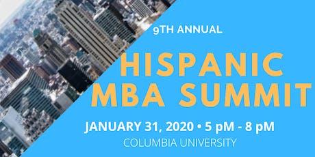 Hispanic MBA Summit tickets