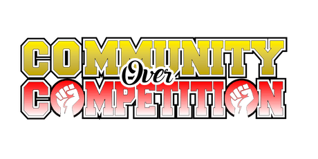 Community Over Competition: Entertainment & Arts Social tickets
