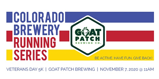 Veterans Day 5k - Goat Patch Brewing | Colorado Brewery Running Series