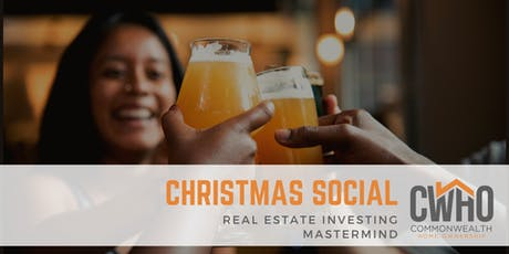 **Christmas Social** Real Estate Investing Mastermind tickets