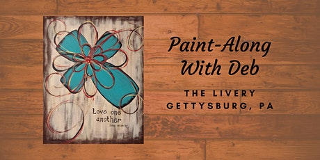 Love One Another - The Livery Paint-Along tickets