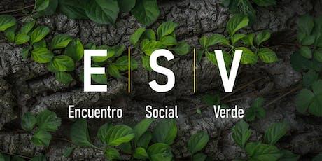 Encuentro Social Verde entradas