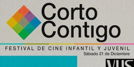 FESTIVAL DE CINE  INFANTIL Y JUVENIL CORTOCONTIGO entradas