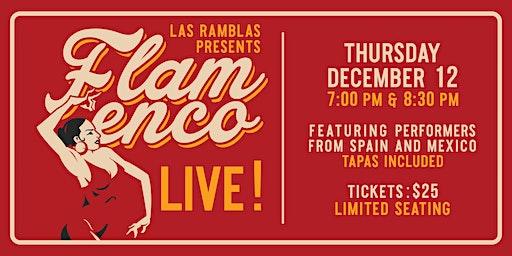 Flamenco Live! at Las Ramblas