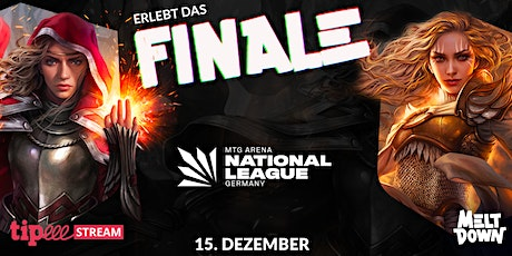 MTG Arena National League - German Qualifiers Final tickets