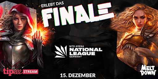 MTG Arena National League - German Qualifiers Final