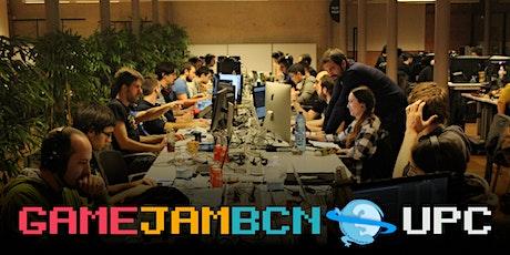 Game Jam Barcelona @ UPC 2020 entradas