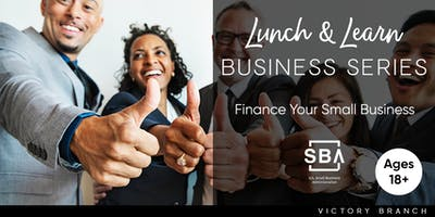 Finance Your Small Business