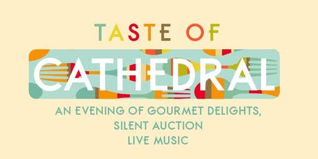 Taste of Cathedral 2020 tickets