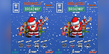 MIRACLE ON BROADWAY tickets