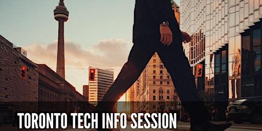 Toronto Tech Info Session