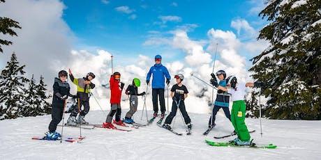 Roots Homeschool - Canyon Ski Resort tickets