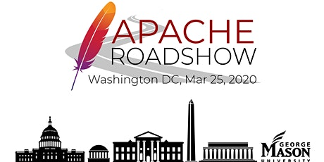 Apache Roadshow: Washington, D.C. 2020 tickets