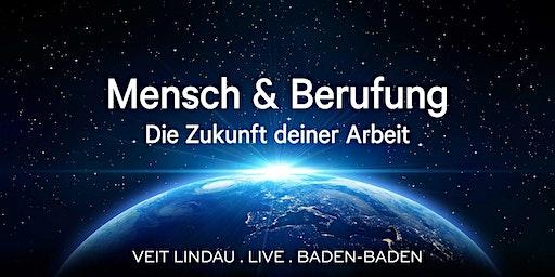 Mensch & Berufung   Vortrag in Baden Baden