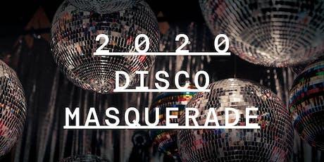 2020 Disco Masquerade @ Alto Rooftop Bar tickets