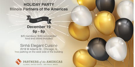 Illinois Partners of the Americas - Holiday Party tickets