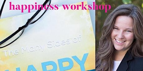Happiness Workshop tickets