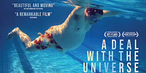 A Deal with the Universe, screening and Q&A with film maker Jason Barker