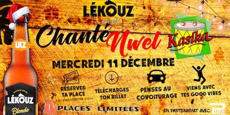 Chantè Nwel Lékouz billets