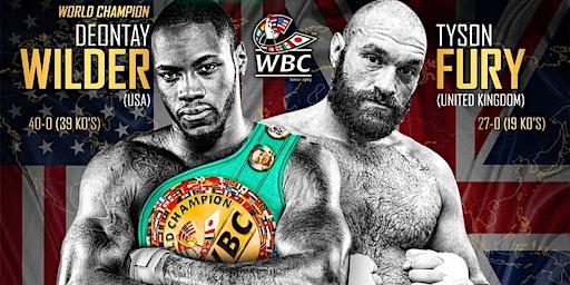 Wilder vs Fury II Watch Party @Hanovers 2.0