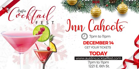 The Austin Cocktail Fest tickets