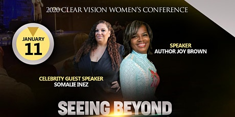 2020 Clear Vision Women's Conference tickets