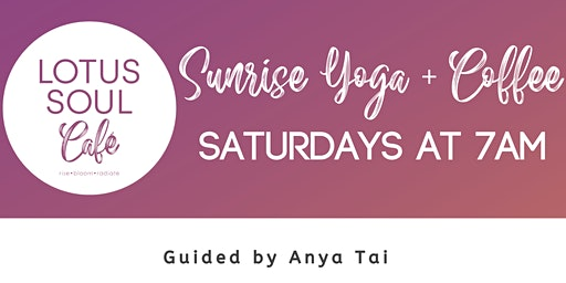 Sunrise Yoga + Coffee