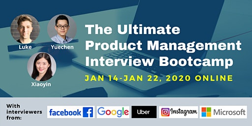 The Online Product Management Bootcamp