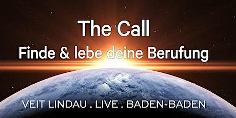 The Call | Workshop in Baden-Baden Tickets