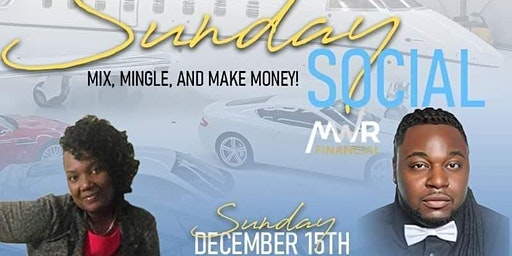 Jacksonville Sunday Social|Mix Mingle And Make Money
