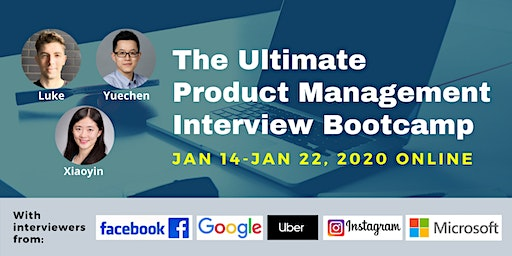 Product Management Interview Bootcamp
