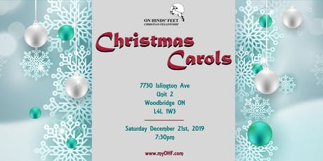 An Evening of Christmas Carols tickets