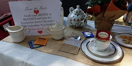 "Powhatan Junior Woman's Club ""Galentines"" Day Tea tickets"