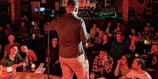 MONDAY JANUARY 20: COMEDY GAMESHOW