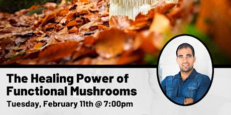 The Healing Power of Functional Mushrooms tickets